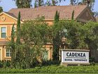 Exterior view of Cadenza at Cypress Village Apartment Homes in Irvine, CA.