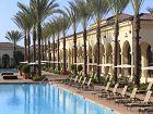 Exterior view of pool at Los Olivos Apartment Homes at Irvine Spectrum in Irvine, CA.