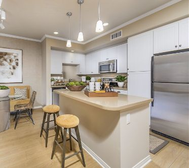 Los Olivos Apartment Homes at Irvine Spectrum Kitchen Interior