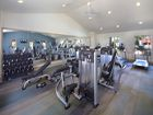 Interior view of fitness center at Orchard Hills Apartment Homes in Irvine, CA.