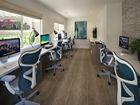 Interior view of business center at San Leon Villa Apartment Homes in Irvine, CA.