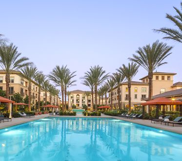 Westview Apartment Homes at Irvine Spectrum Pool