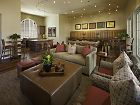 Interior view of clubhouse at Woodbury Square Apartment Homes in Irvine, CA.