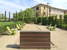 Exterior view of Amalfi Apartment Homes in Tustin, CA.