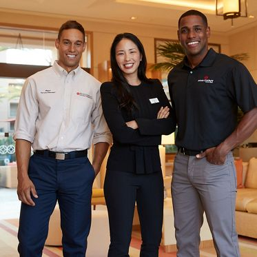Leasing Center Employees for Irvine Company Apartment Homes.