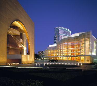 Segerstrom Concert Hall, Costa Mesa, CA