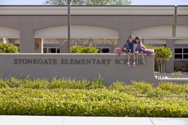 Lifestyle images from Stonegate Village and Stonegate Elementary. Gage 2012.