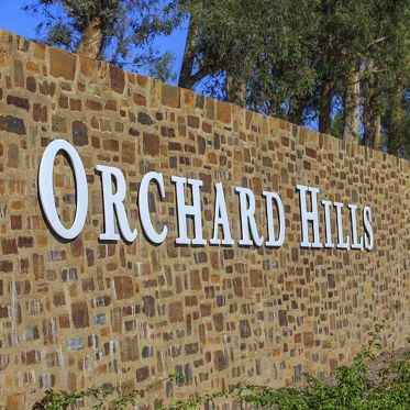 General views of Orchard Hills Community. Lamb 2014.