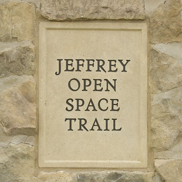 Details & general views of Jeffrey Open Space Trail. Francis 2007.