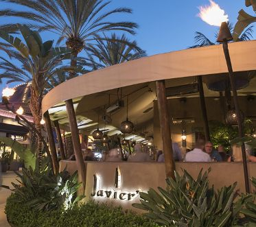 Irvine Spectrum Center Restaurant