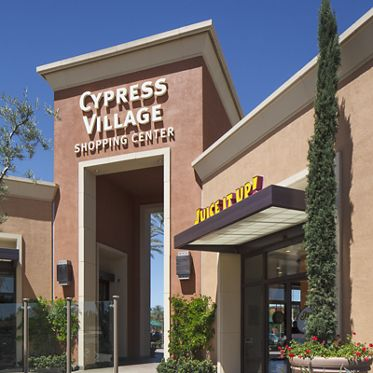 Cypress Village Shopping Center