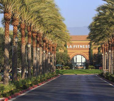 LA Fitness Center near Woodbury Court Apartment Homes in Irvine, CA