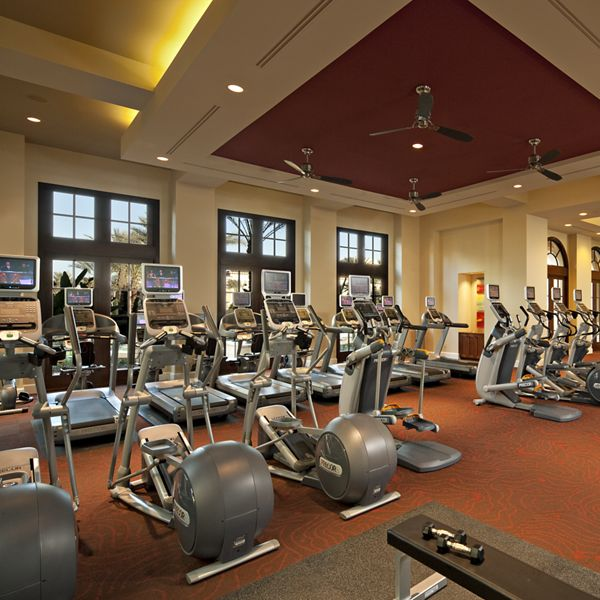 Fitness Center at The Park at Irvine Spectrum Apartment Homes in Irvine, CA
