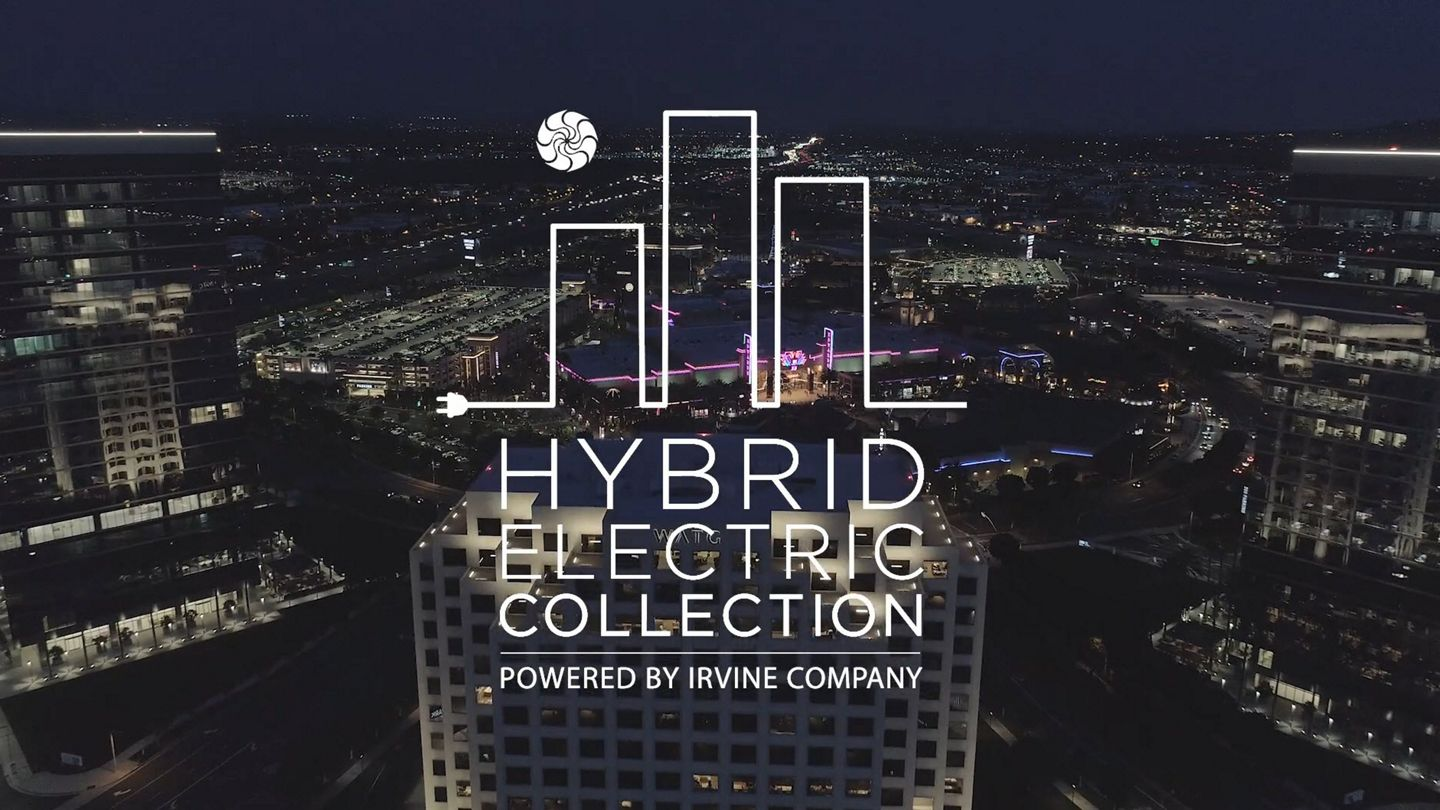 Hybrid Electric Collection Preview Logo