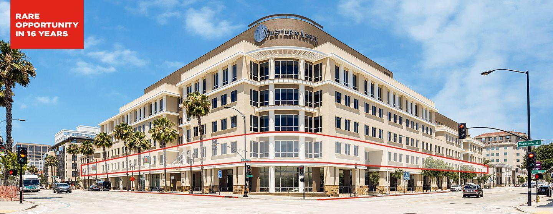 Hero image of Western Asset Plaza in Pasadena, CA