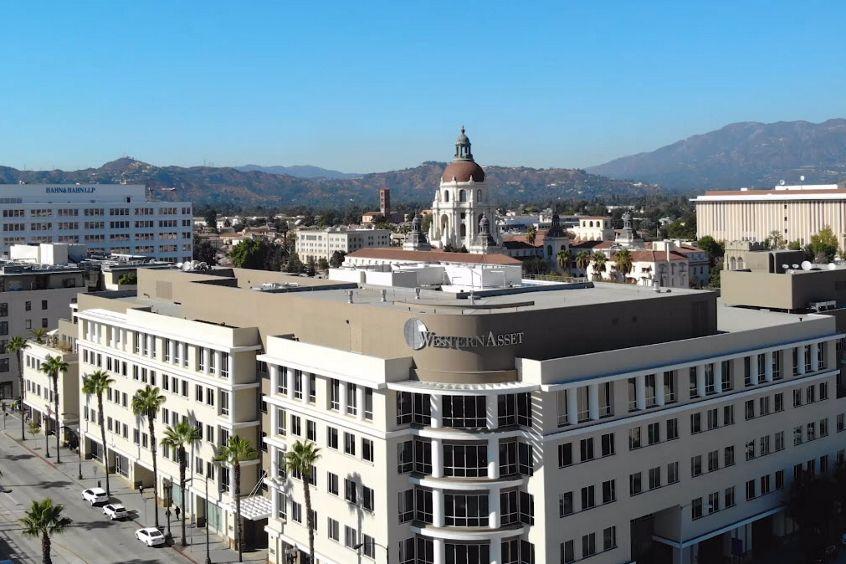 Video still of Western Asset Plaza, Pasadena, CA