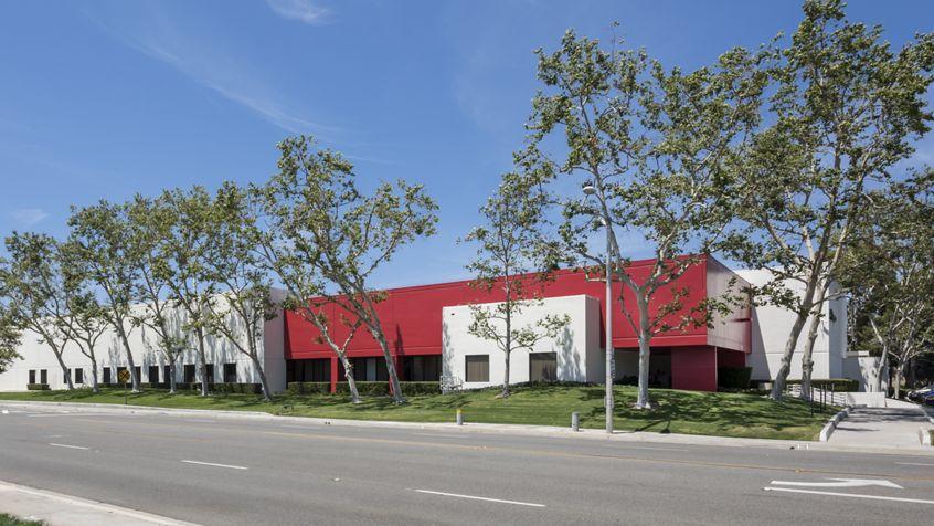 17221 Von Karman office building.