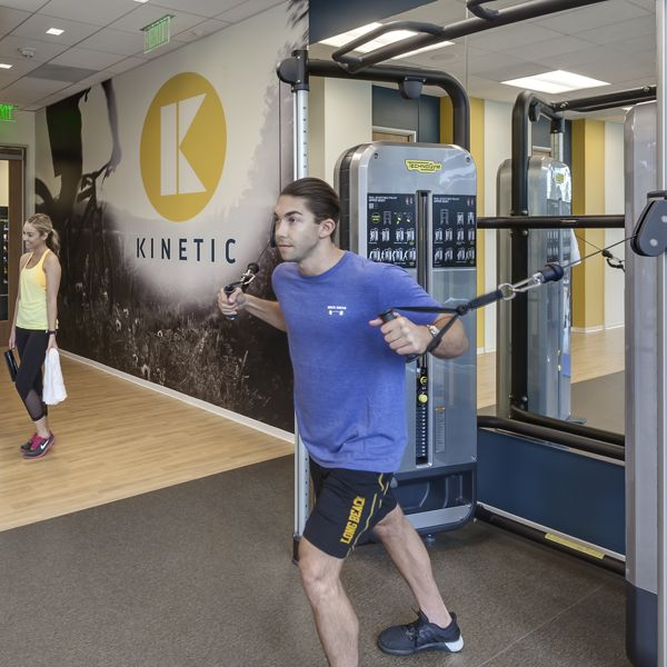 Kinetic at Irvine Towers.