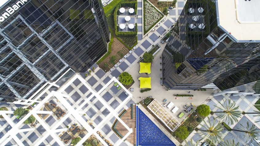 Photography of The Commons at Irvine Towers, Irvine, CA