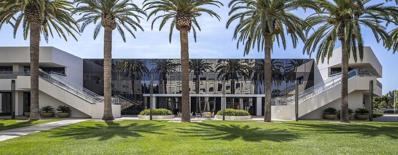 After reinvestment photography of MacArthur Court - 4665 MacArthur Court in Newport Beach, CA