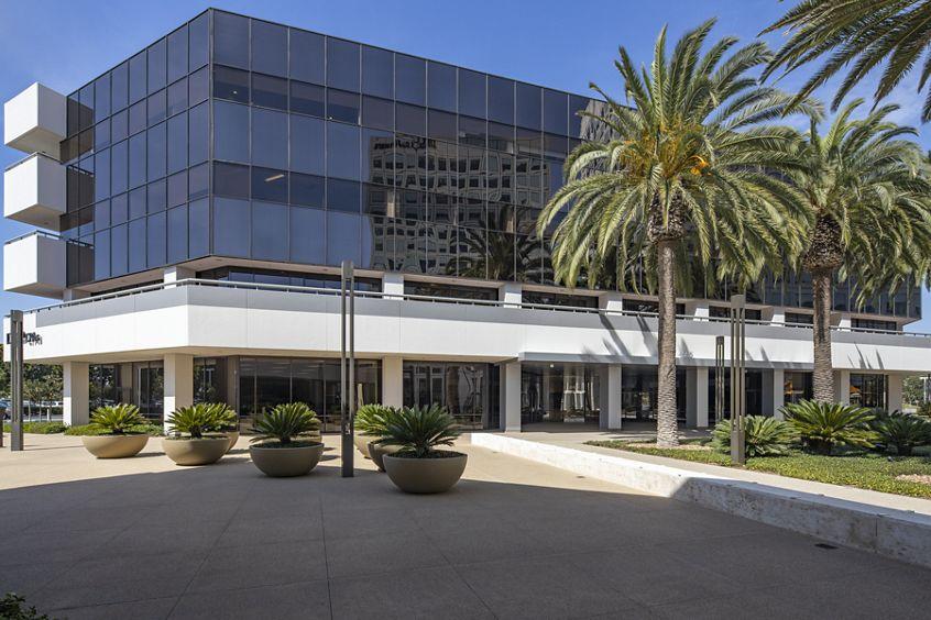 After reinvestment photography of MacArthur Court - 4685 MacArthur Court in Newport Beach, CA