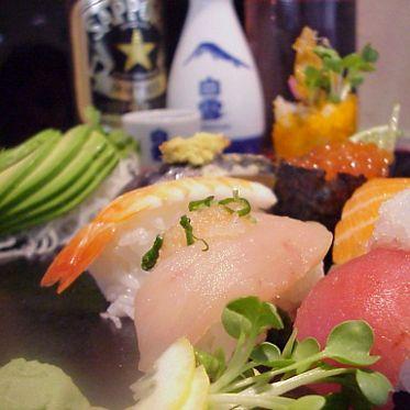 Makino Sushi at Executive Park.