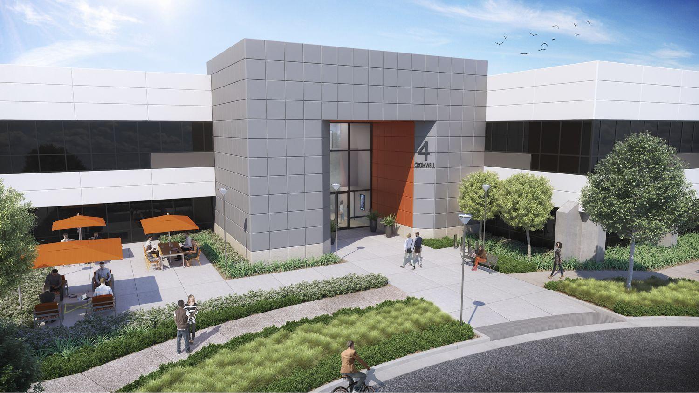 Rendering of Bake Technology Park - 4 Cromwell in Irvine, CA
