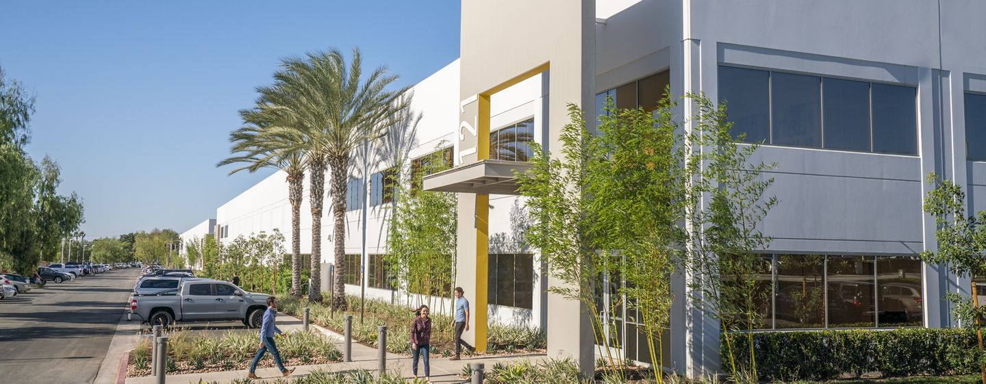 Lifestyle building photography of Discovery/Waterworks - 121 Waterworks Way in Irvine, CA