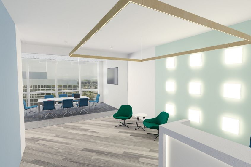 Thumbnail for the virtual tour of The Quad at Discovery Park - 500 Technology Suite 490 in Irvine, CA