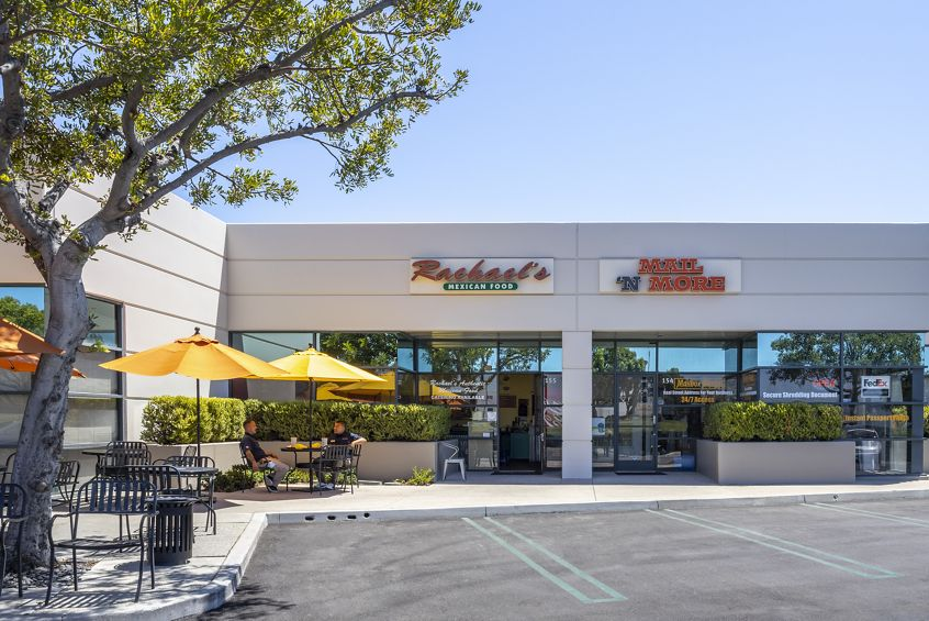 Exterior view of 13700 Alton Parkway at Tripointe in Irvine, CA.
