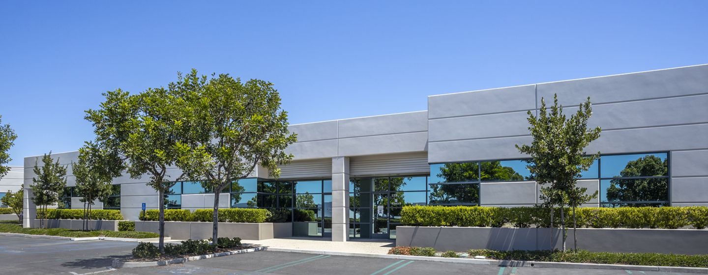 Exterior view of 13900 Alton Parkway at Tripointe in Irvine, CA.