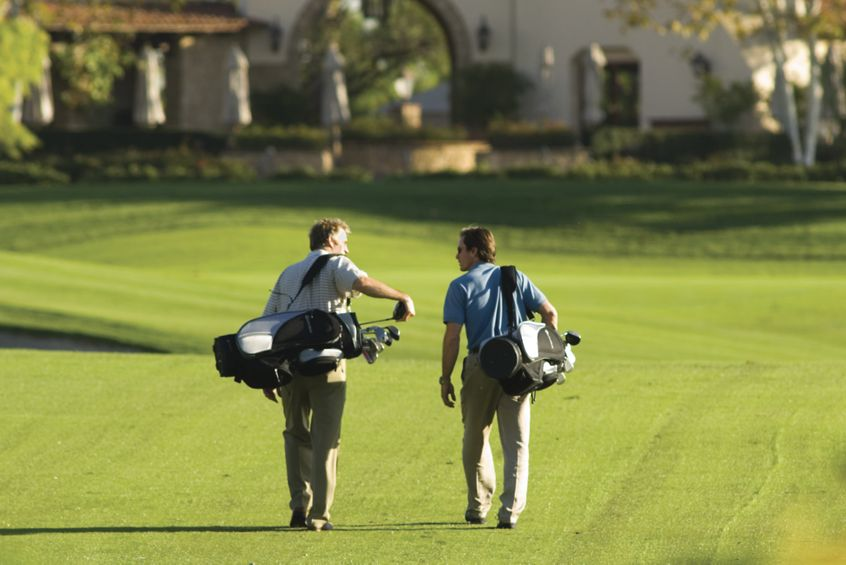 Photography of Oak Creek Golf Club, Irvine, Ca