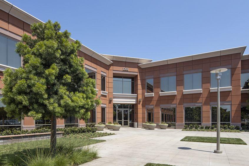 Exterior view of 1200 Newport Center Drive in Newport Beach, CA