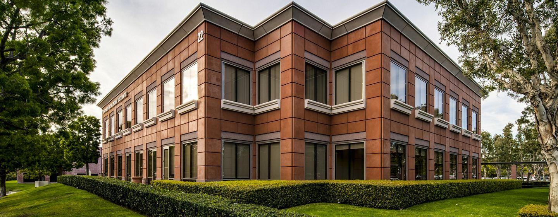 Building photography of 22 Corporate Plaza, Newport Beach, California