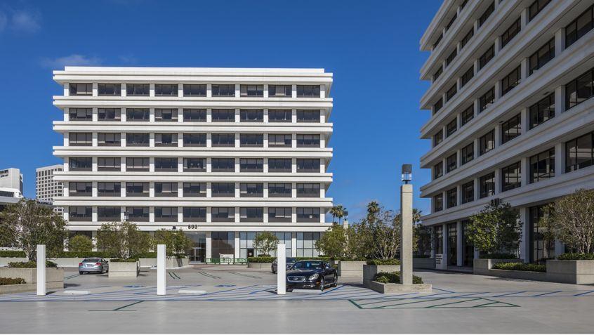 Building hero image of Pacific Financial Plaza, Newport Center, Newport Beach, Ca
