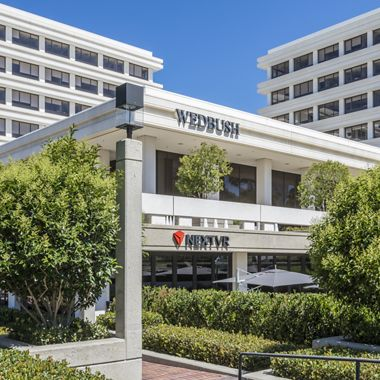 Building hero image of 800, 840, 860 and 880 Newport Center Drive at Pacific Financial Plaza, Newport Beach, Ca