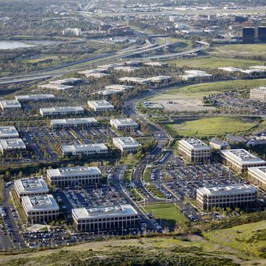 Aerials of University Research Park,
