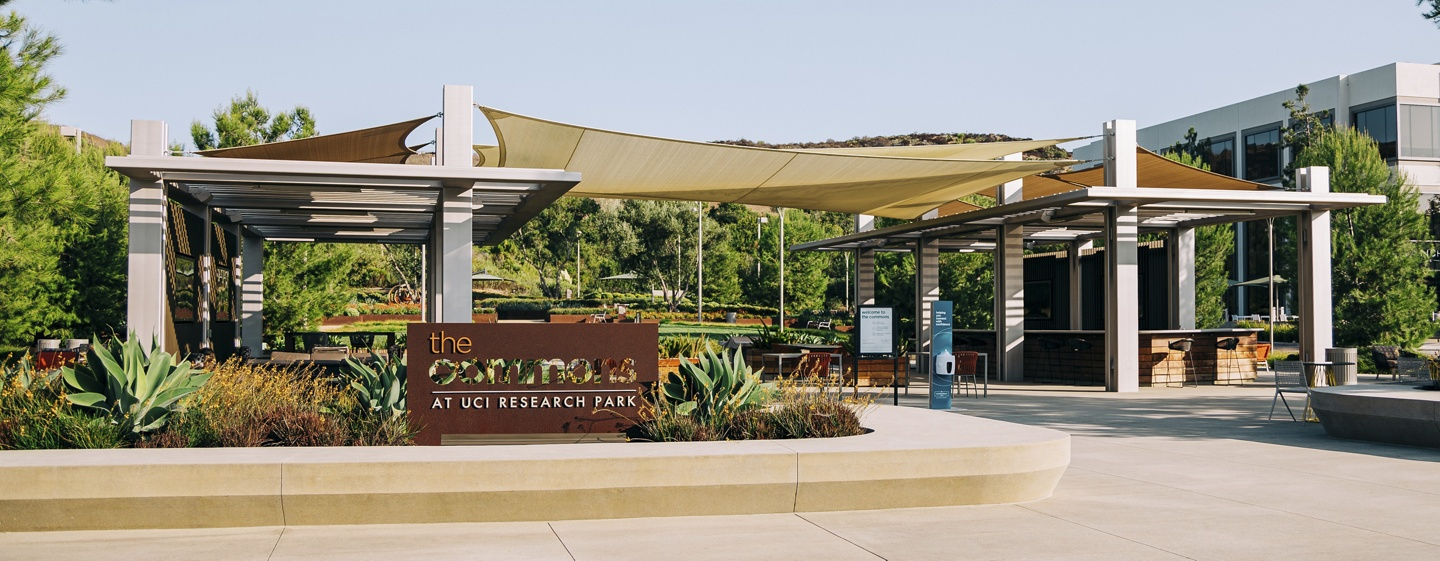 The Commons at UCIRP located in Irvine, CA