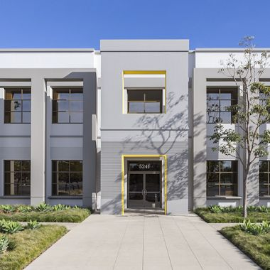 Building photography at UCI RP, 5241 California Ave., Irvine, CA