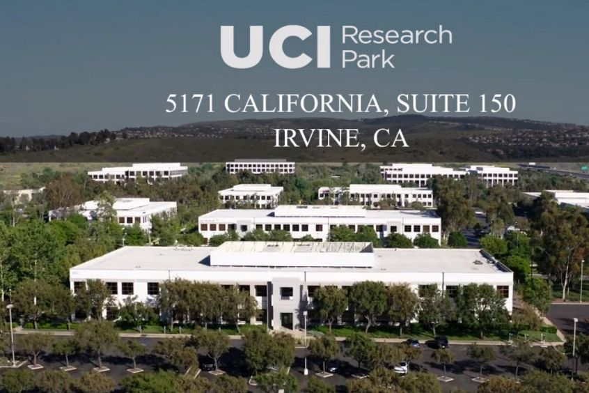 Video still image of 5171 California, Suite 150 at UCI Research Park in Irvine, CA