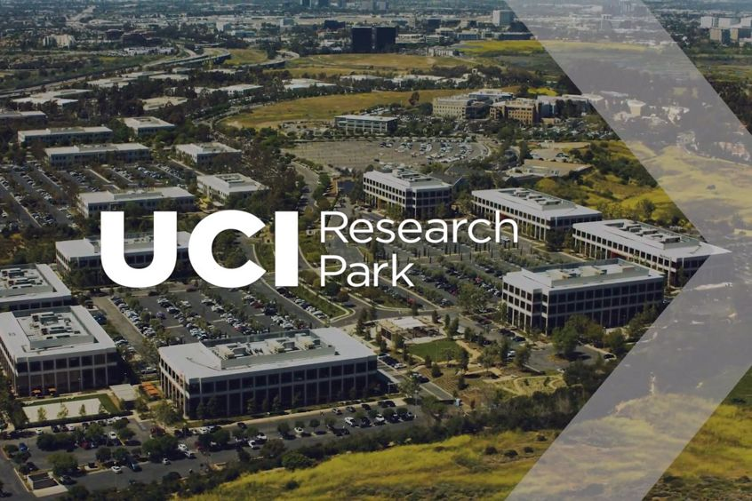 Preview image for the UCI Research Park marketing video