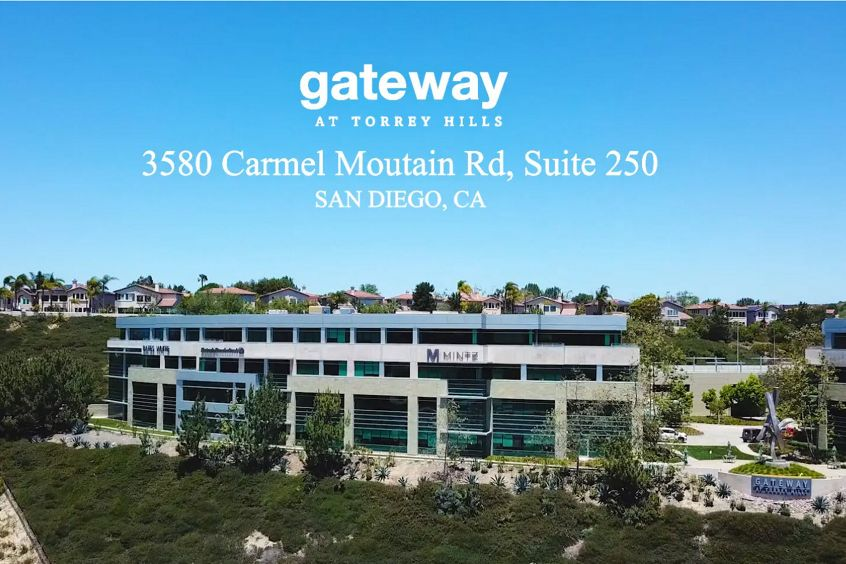 3580 Carmel Mountain Road  Suite 250 in Sand Diego, CA