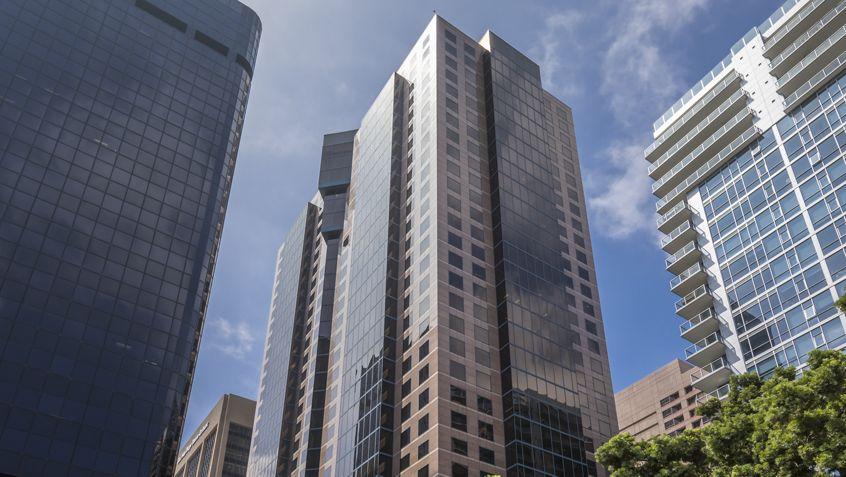 Building hero image of Symphony Towers, 750 B Street, San Diego, Ca