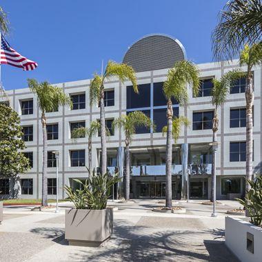 Building photography of 3636 Nobel Drive - Nobel Plaza in San Diego, CA
