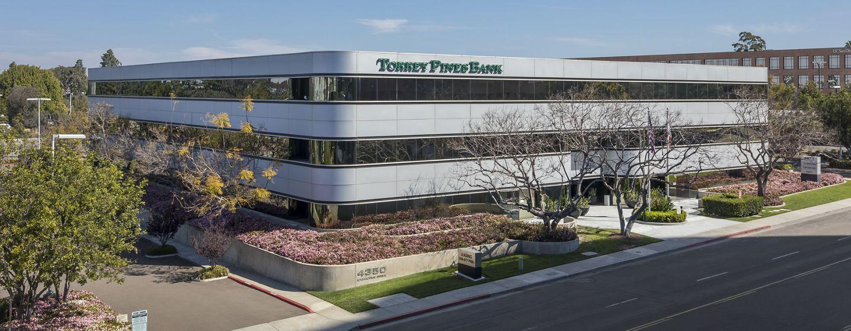 Building photography of Park Plaza, 4350 Executive Drive, San Diego, Ca