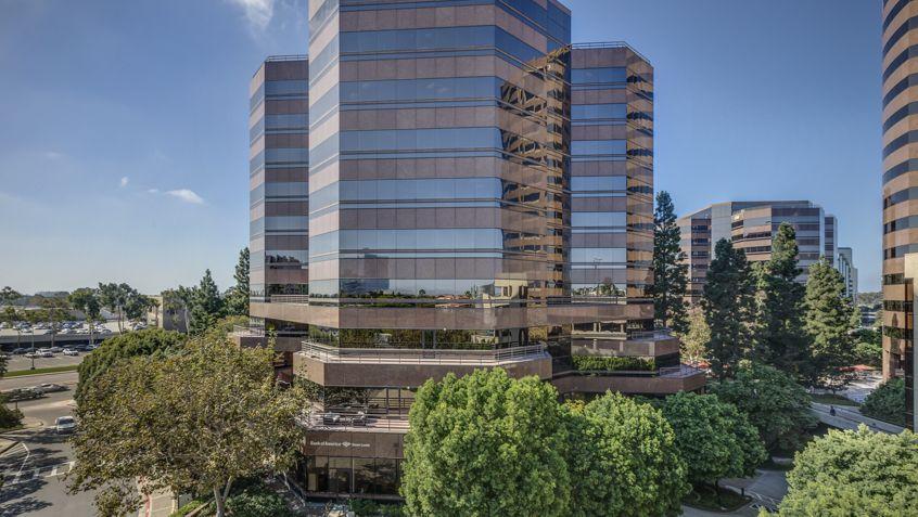 Building hero image of 4370 La Jolla Village Drive at The Plaza, San Diego, Ca