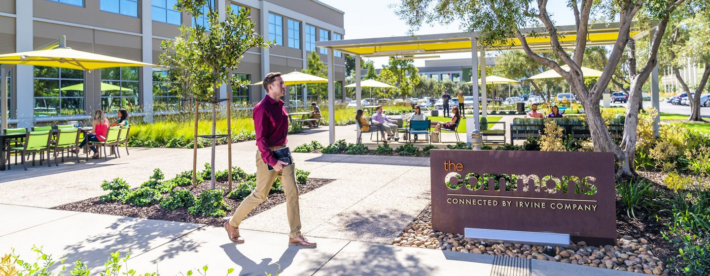 Lifestyle photography of The Commons at McCarthy Center in Milpitas, CA