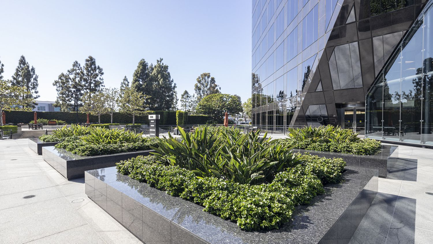 Before reinvestment photography of The Commons at Newport Gatewayin Irvine, CA