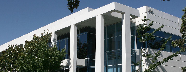 Exterior view of 29 Technology office building. Kawashima 2005.