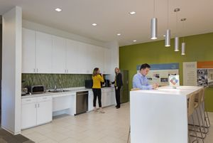 silicon valley office. Interior View Of Office Building At Silicon Valley Center. Off-Ranch. Lamb 2016